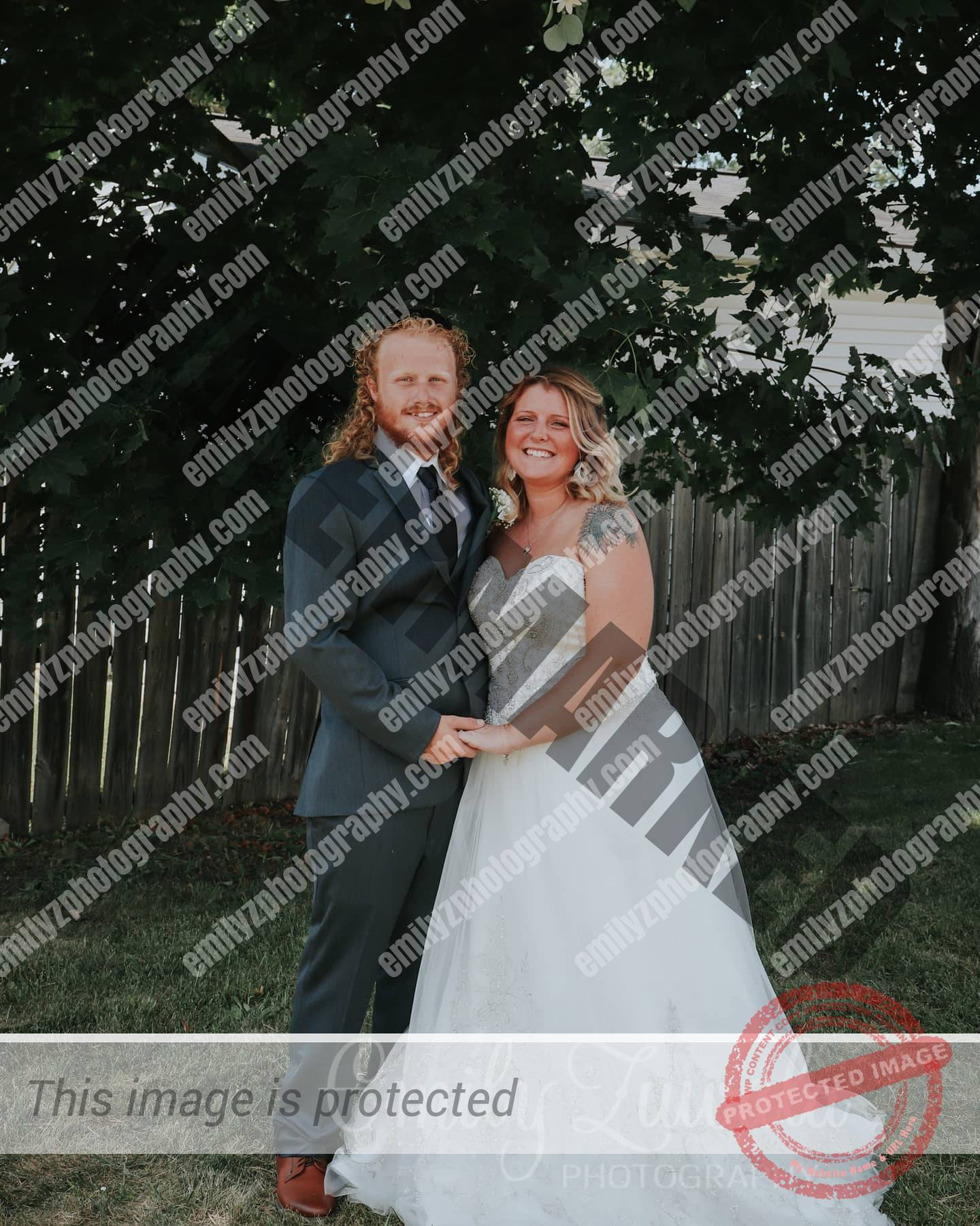 Say hello to the new Mr. & Mrs. Formento!  I've known Tommy since he was jus...