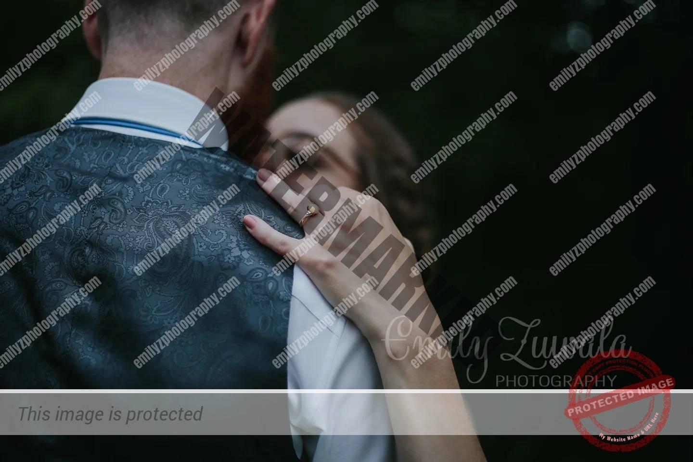 The first dance..  #Matthew&Alexia