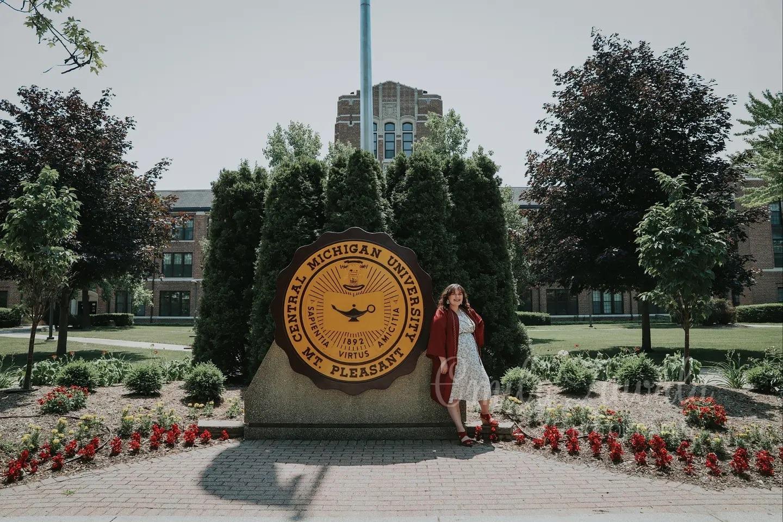 Senior photos aren't just for high school seniors  Congratulations to Kayleigh, ...